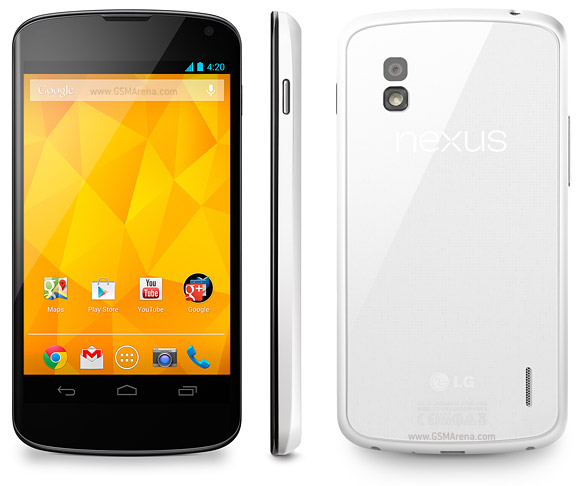 LG Nexus 4 E960  Android 4.2.2 Flash file Firmware