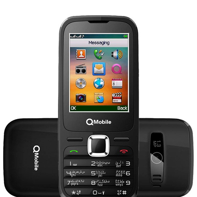 Q Mobile E11 MT6260 16MB Firmware Flash File