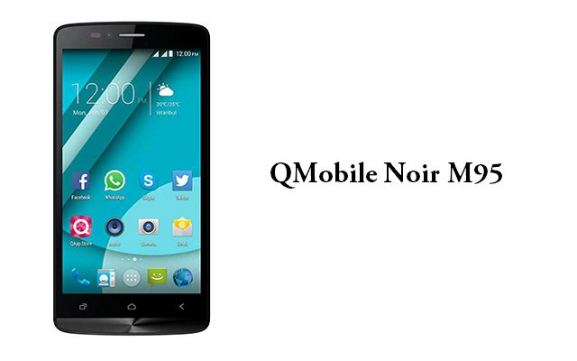 QMobile M95 V2 SC7731 Android 4.4.3 Firmware Flash File