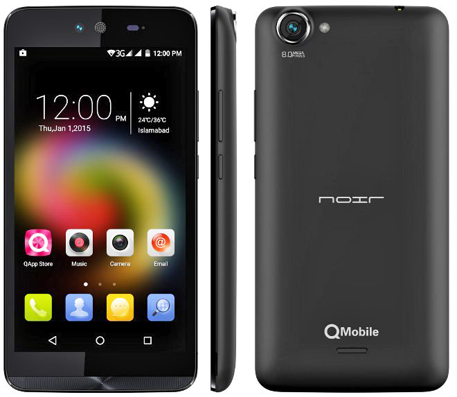 QMobile S2 MT6580 firmware | flash file