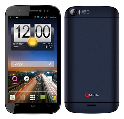 QMobile V4 MT6589 firmware | flash file