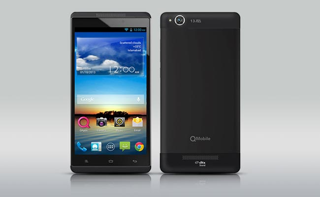 QMobile V5 MT6589 firmware | flash file