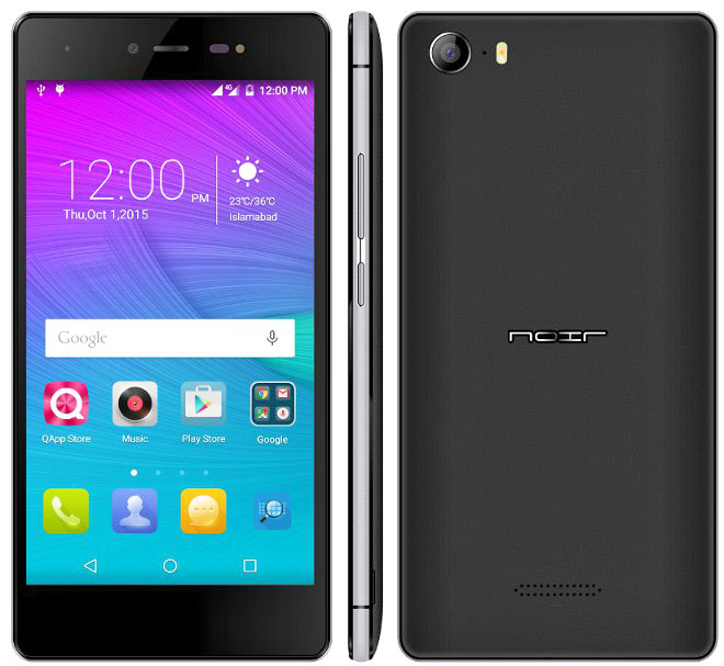 Qmobile Z10 5.1 MT6735 firmware | flash file