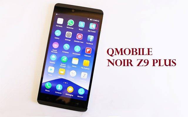 Qmobile Z9 Plus MT6735 firmware | flash file