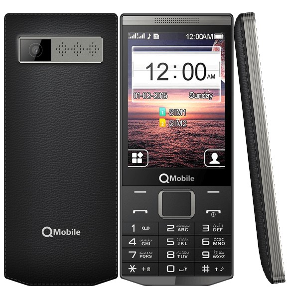 Qmobile XL30 MT6261 4MB Flash File