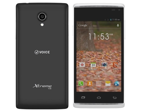 Voice V35 Factory Firmware Flash File