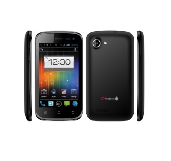 Qmobile A6 MT6575 firmware | flash file