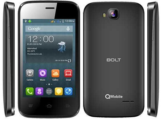 Qmobile Bolt T2 SP7715 firmware | flash file