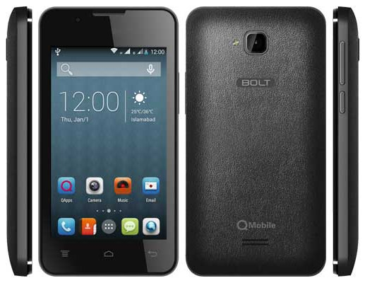 QMobile T250 SP7731GEA Firmware Flash File