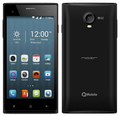 QMobile Bolt T500 SP7731GEA firmware | flash file
