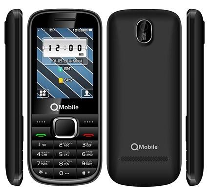 Qmobile C6 MT6260 firmware | flash file