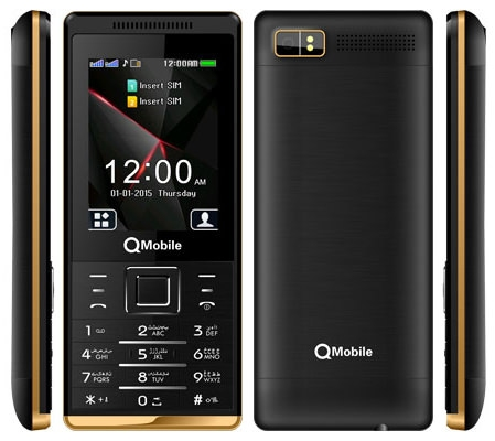 QMobile M225 MT6261 firmware | flash file