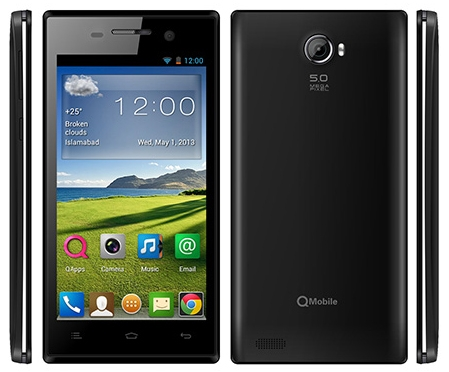 Qmobile A500 MT6589 4.2.1 firmware | flash file