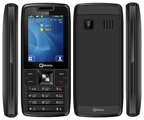 QMobile Power4 SPD6531 firmware | flash file