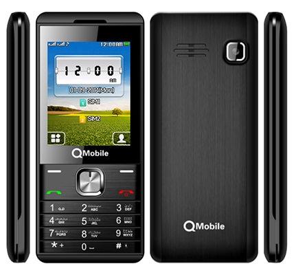 QMobile R390 MT6261 Firmware Flash File