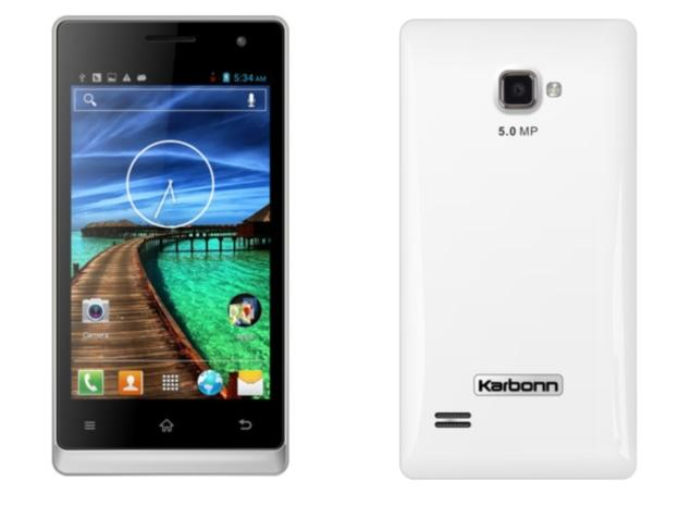 Karbonn A12+MT6572 Android 4.2.2 Firmware Flash File