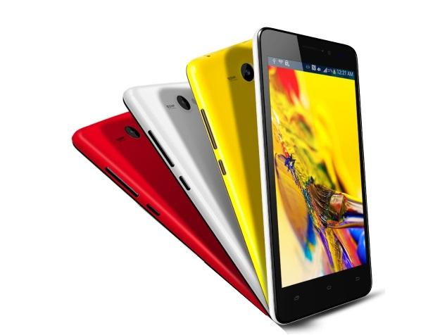 Spice Mi-520 MT6582 Android 4.4.2 Firmware Flash File