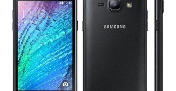 Samsung Galaxy J1 SM-J100H V4.4.4 Firmware Flash File