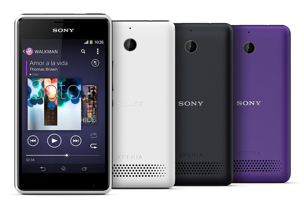 Sony Xperia E1 (D2005) Firmware Flash File