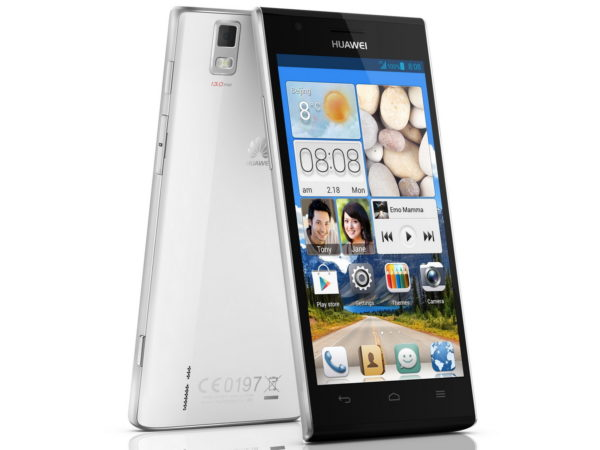 Huawei Ascend P2 Flash File Firmware