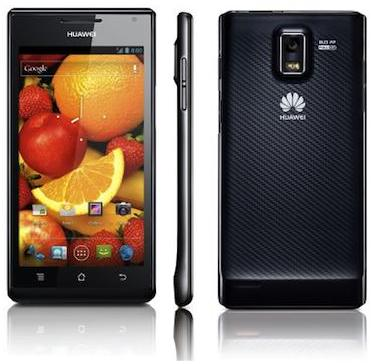 Huawei Ascend P1 U9200 firmware Flash File