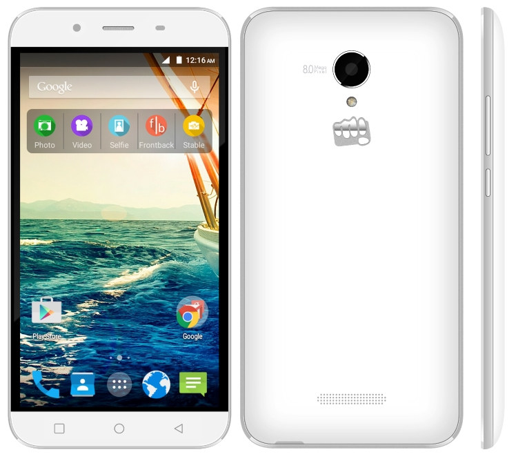 MICROMAX Q391 MT6582 Android 5.0 Firmware Flash File