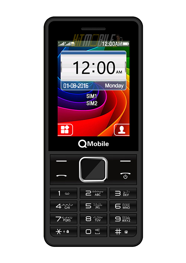 Q Mobile ATv1 SPD6531 4MB Flash File