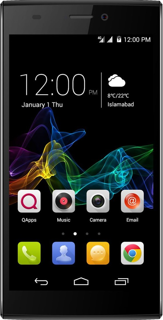 QMobile S6 MT6580 Android 6.0 Firmware Flash File