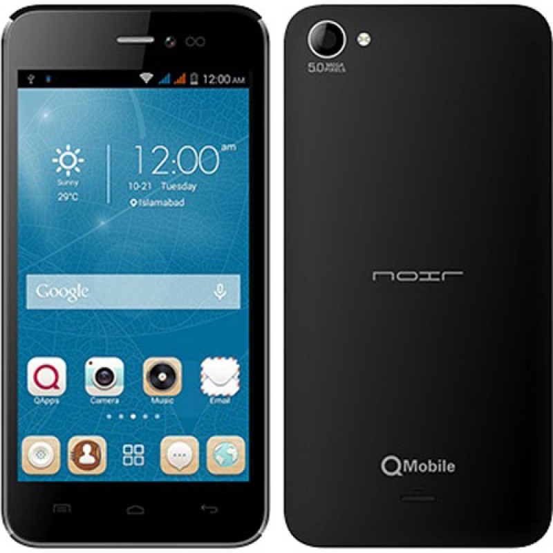 Q Mobile I5I Classic MT6580 Firmware Flash File