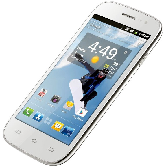 Spice Mi-502 MT6577 Firmware Filash File