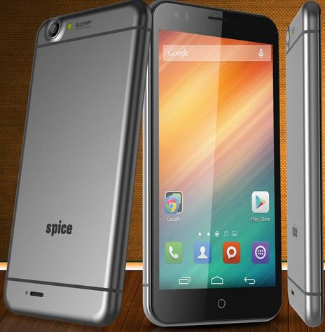 Spice Mi-549 MT6582 V4.4.2 Firmware Flash File