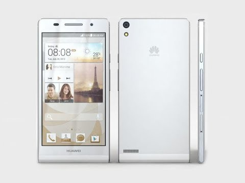 Huawei Ascend P6-U00 Flash File Firmware