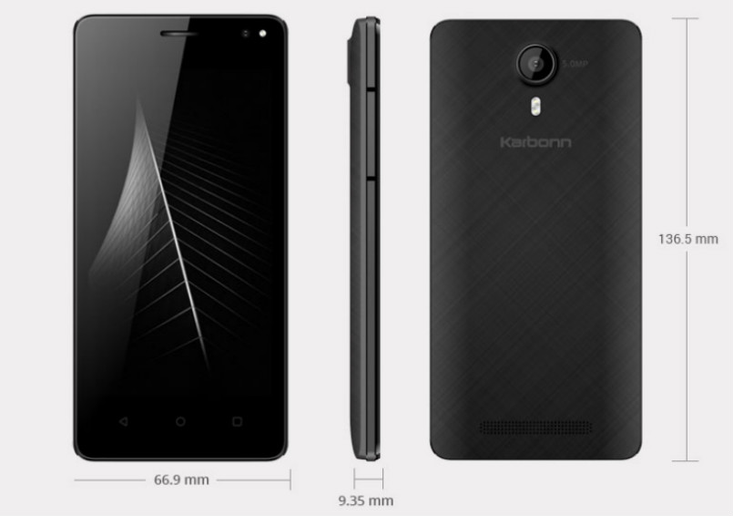 Karbonn Quattro L45 IPS MT6735 Android 5.1 Firmware Flash File