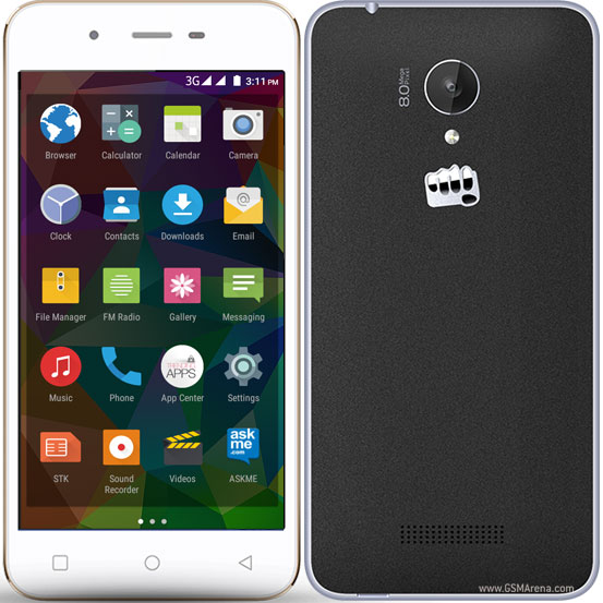 Micromax Q380 MT6582 Android 5.0 Firmware Flash File
