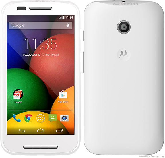 Motorola Moto E XT1022 Stock 4.4.2 Kit Kat DUAL SIM Firmware Flash File