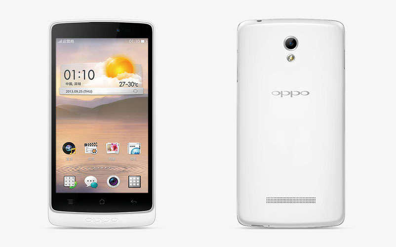 OPPO R833T MT6582 V4.4.2 Firmware Flash File