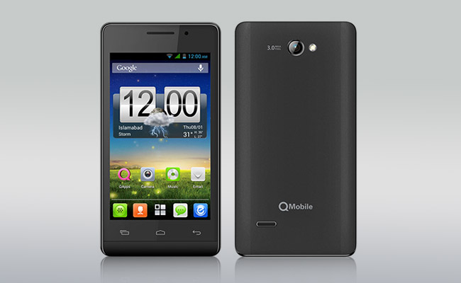 Qmobile A65 MT6572 firmware | flash file