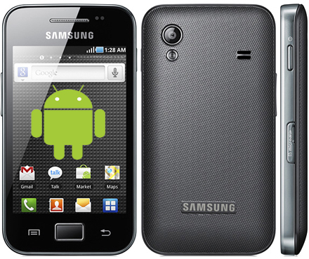 Samsung Galaxy Ace S5830 Andriod 2.3.6 Firmware Flash File
