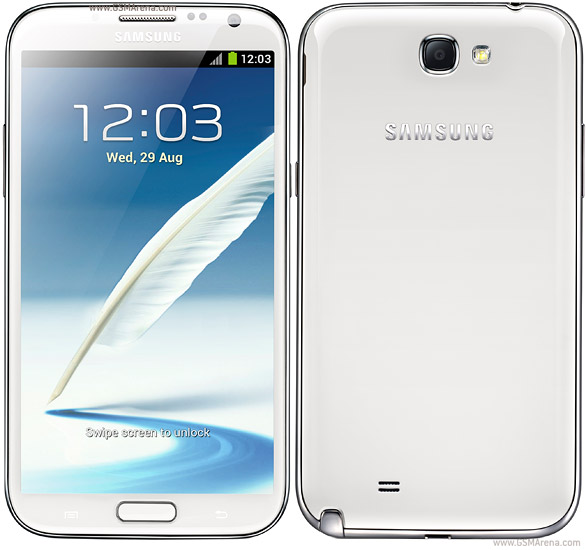 Samsung Galaxy Note 2 Duos GT-N7102 Firmware Flash File