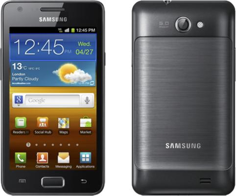 Samsung Galaxy Galaxy R GT-I9103 Firmware Flash File