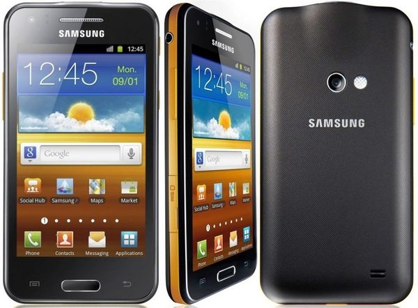 Samsung I8530 Galaxy Beam Firmware Flash File