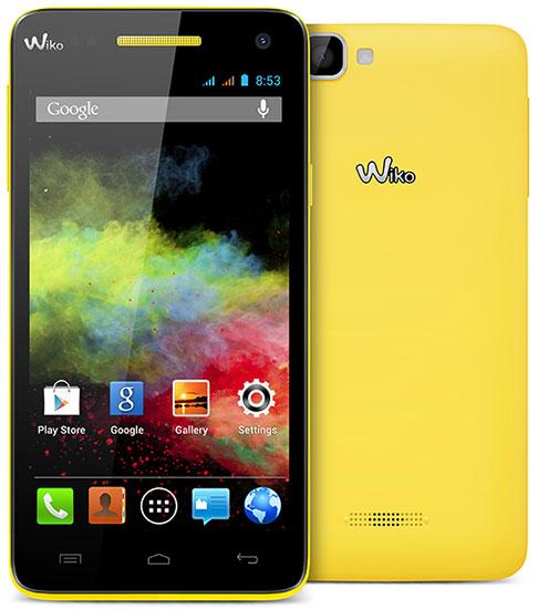 Wiko Rainbow Stock firmware | flash file