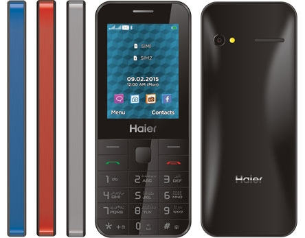 Haier Klassic K50 MT6261 Flash File