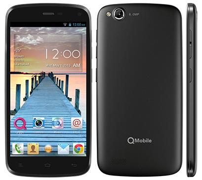 Qmobile A900 MT6589 firmware | flash file