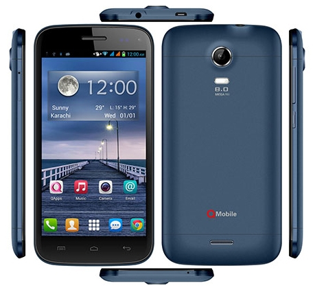 Qmobile A910 MT6582 firmware | flash file