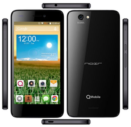 Qmobile X800 MT6592 V4.4.2 Firmware Flash File
