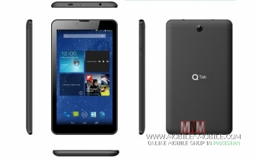 Qmobile QTab V11 Allwinner A33 Official Firmware Flaash File