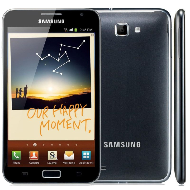 Samsung Galaxy Note N7000 V4.1.2 Firmware Flash File