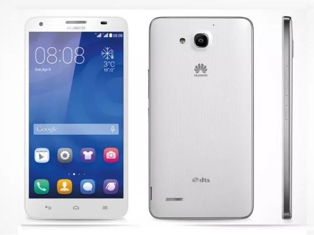 Huawei G750-T01 Firmware Flash File