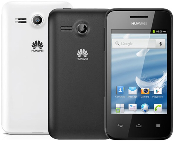 Huawei Ascend Y220 Firmware Flash File